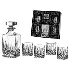 Dorchester 5 Piece Whiskey Set