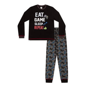 Eat Game Sleep Controller Long Pyjamas