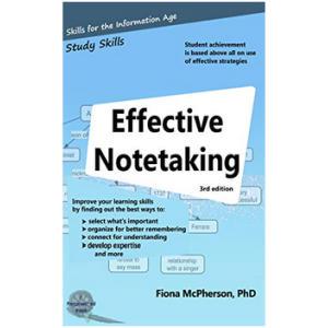 Effective Notetaking Study Skills