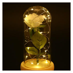 Forever Rose Bedside Lamp
