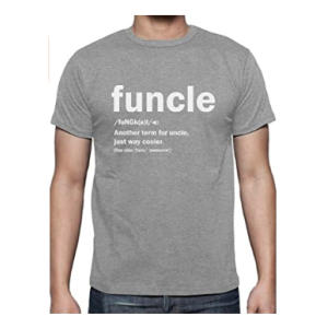 Funny Funcle Definition Men T Shirt