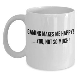 Funny Gaming Mug