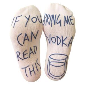 Funny Vodka Socks