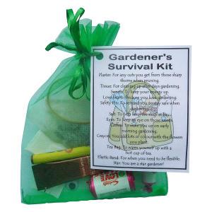Gardener's Survival Kit Gift