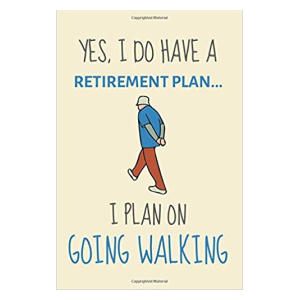 Going Walking Notebook