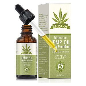 Hemp Extract Oil Drops
