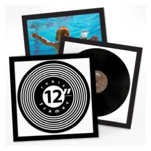 "12"" Inch Vinyl Record Frame"
