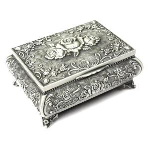 Jewellery Trinket Vintage Box