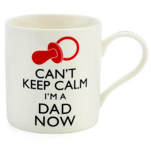 New Dad Novelty Mug