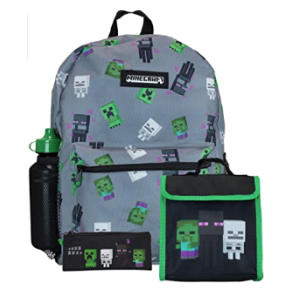 Minecraft Kids Minecraft Backpack