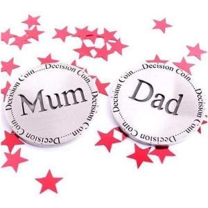 Mum & Dad Decision Coin