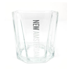 New Amsterdam Vodka Glass Limited Edition