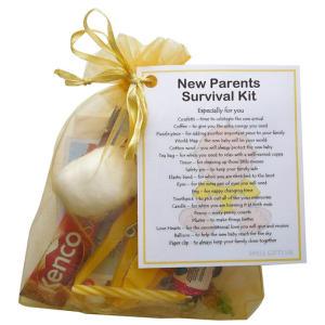 New Parents Survival Kit