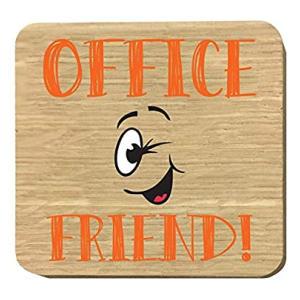 Office Friend Drinks Mat