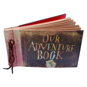 Our Adventure Book Album