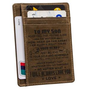 Personalised Son Wallet
