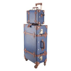 Premium Vintage Luggage Set