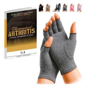 Rheumatoid Arthritis Fingerless Gloves