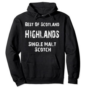 Single Malt Scotch Hoodie