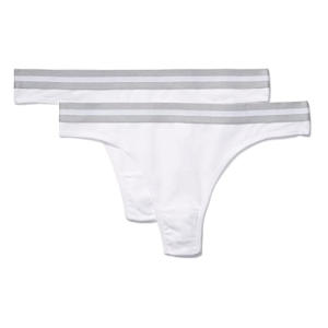 Sporty Cotton Thong X 2
