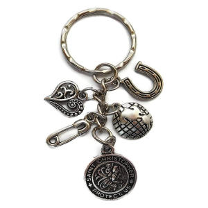 St. Christopher Travel Survival Charms