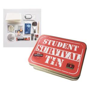 Student Survival Tin