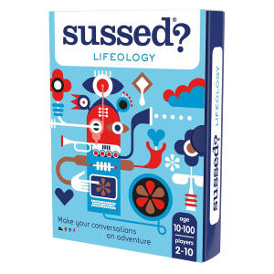 Sussed Lifeology Card Game