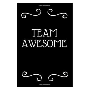 Team Awesome Notebook