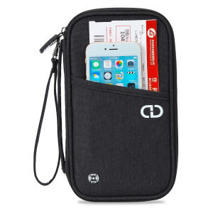 Travel Wallet Organiser