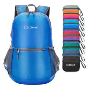 Ultra Lightweight Foldable Backpack