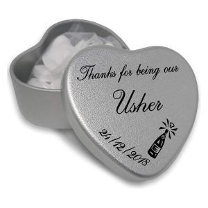 Usher Keepsake