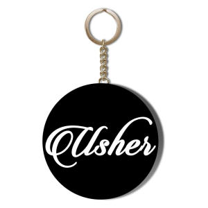 Usher Keyring Bottle Opener