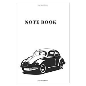 VW Beetle Lovers Notebook