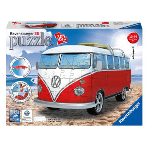 VW Camper Van Jigsaw Puzzle