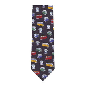 VW Silk Tie