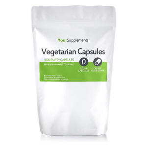 Vegetarian Capsules - Pack of 1000