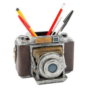 Vintage Camera Desk Organiser