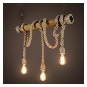 Vintage Chandelier Rope Light