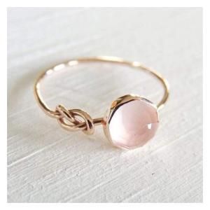 Vintage Rose Gold Color Ring
