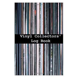 Vinyl Collectors' Log Book