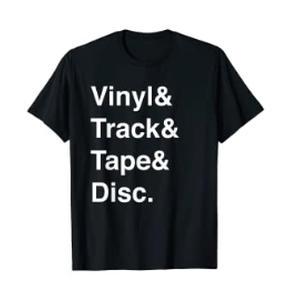 Vinyl DJ Tshirt