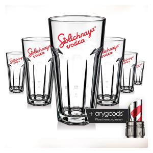 Vodka Stackable Design X 6