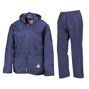 Waterproof Jacket/Trouser Suit