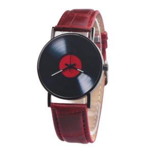 Women Vinyl Watch