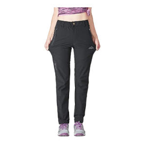 Womens Quick Dry Hiking Pants