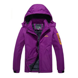 Women's Windproof Water-Resistant Jacket
