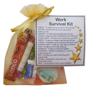 Work Survival Kit Gift