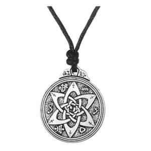 Writers Pewter Pendant