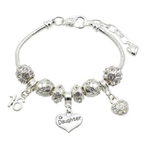 16th Birthday Charm Bracelet
