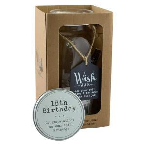 18th Birthday Wish Jar